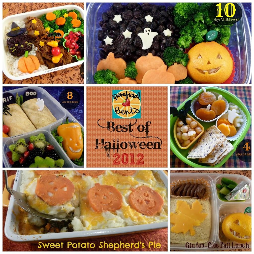 Best of Halloween Bento 2012